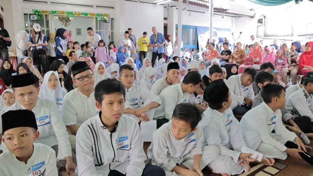 Program Yatim Maha Karya - Yayasan Visi Maha Karya